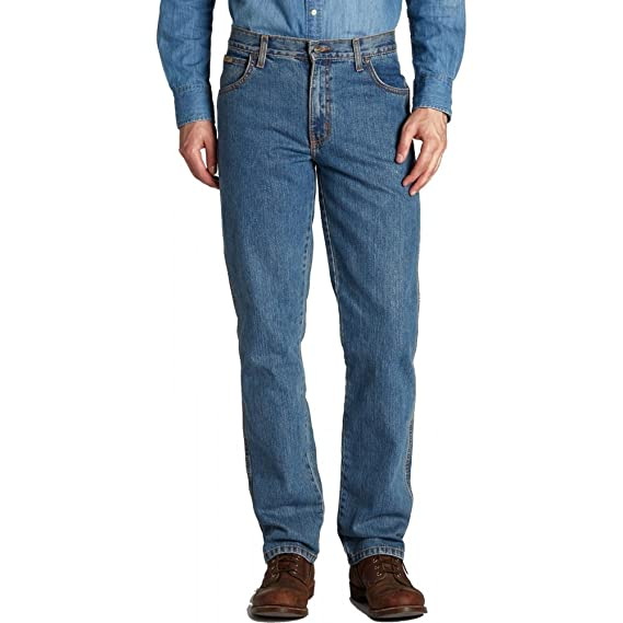 sports shoes 9516f 49c12 Wrangler Mens New Texas Stonewash Stretch Straight Leg Jeans. **30 to 48