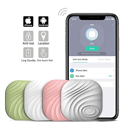 Amazon.com: Nut3 Smart Key Finder Localizador Bluetooth ...
