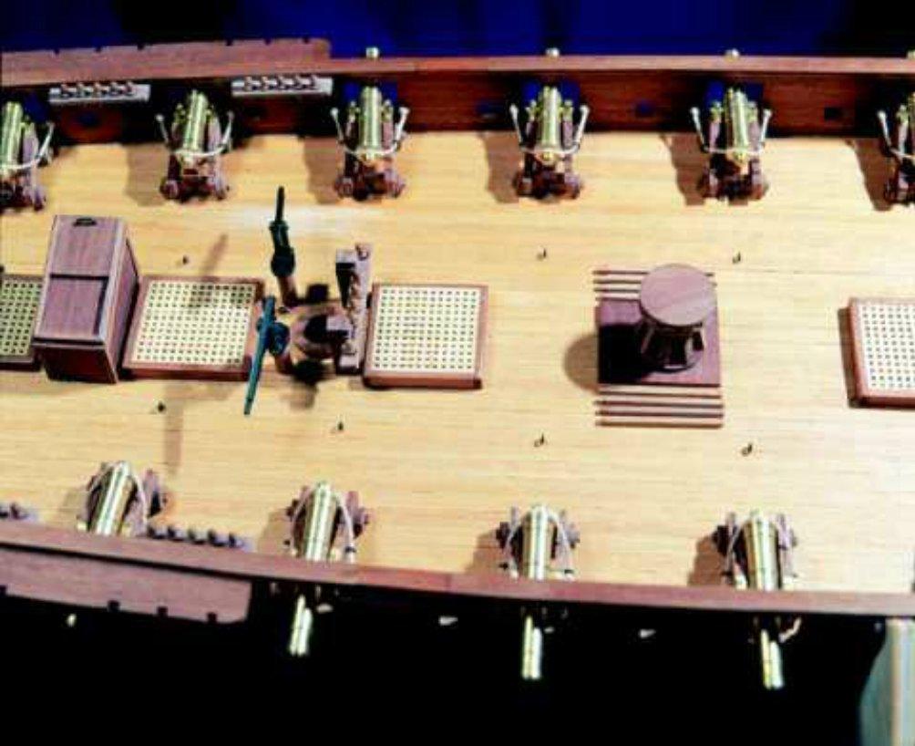 Amazon.com: HMS Cruiser – Modelo Ship Kit por caldercraft ...