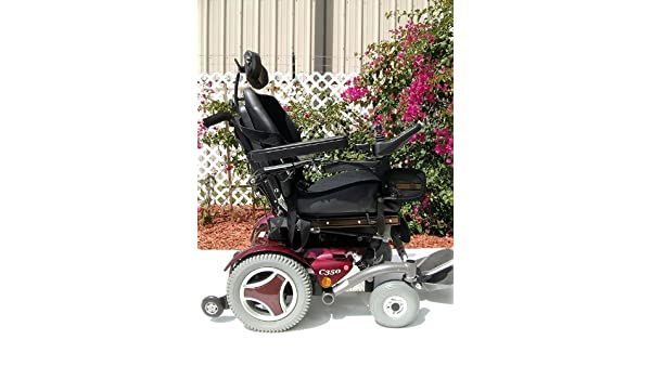 Amazon.com: Permobil C350 Power Chair - Used Wheelchairs - Tilt Recline Seat Lift: Health & Personal Care