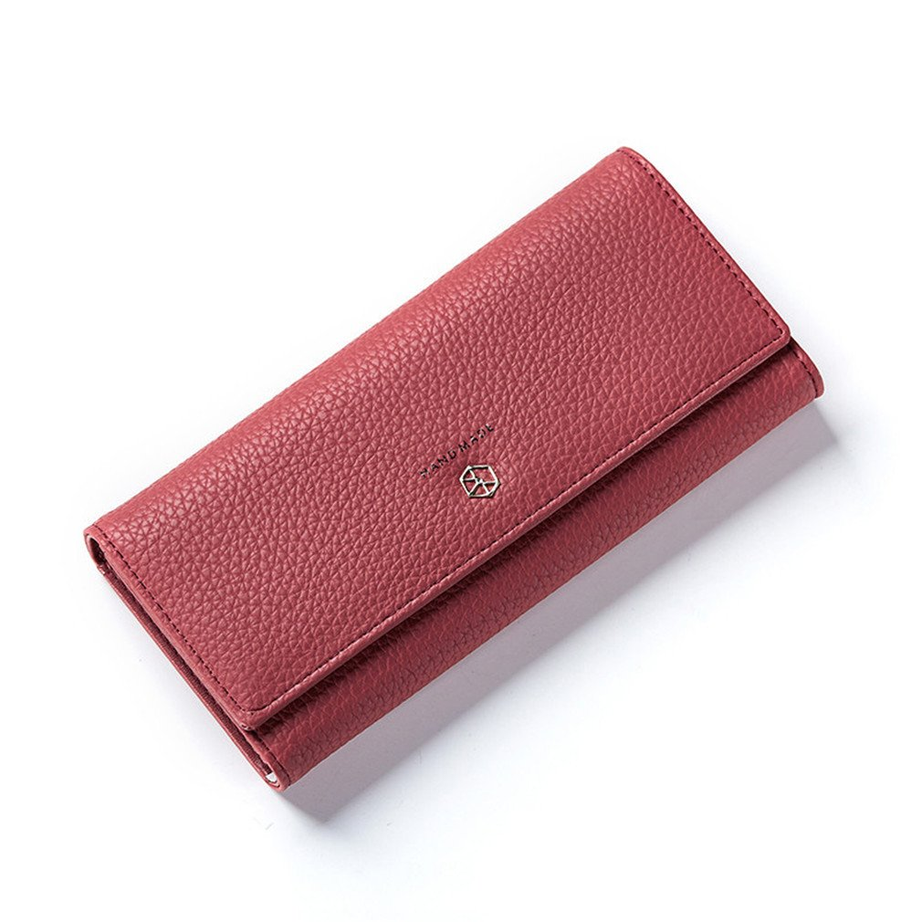 983ed0fac320 Wallets Women Hasp Solid Wallet With Coin Pocket Designer Female ...