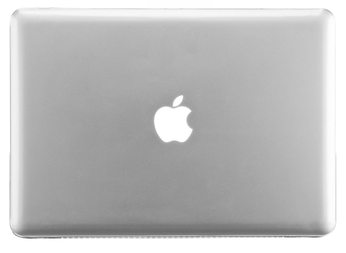 Kuzy 17-inch Soft-Touch Hard Case for MacBook Pro 17'' Model: A1297 Aluminum Unibody, Cover Ultra Slim - CLEAR by Kuzy (Image #6)