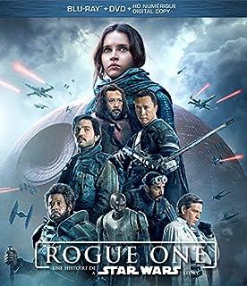 Rogue One : Une histoire de Star Wars (Bilingual) [Blu-ray + DVD + Digital HD (B01N0EGY3W) | Amazon Products