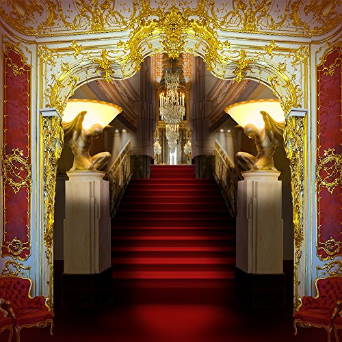 Photography Backdrop - Regal Glam - 10x10 Ft. Seamless Fabric