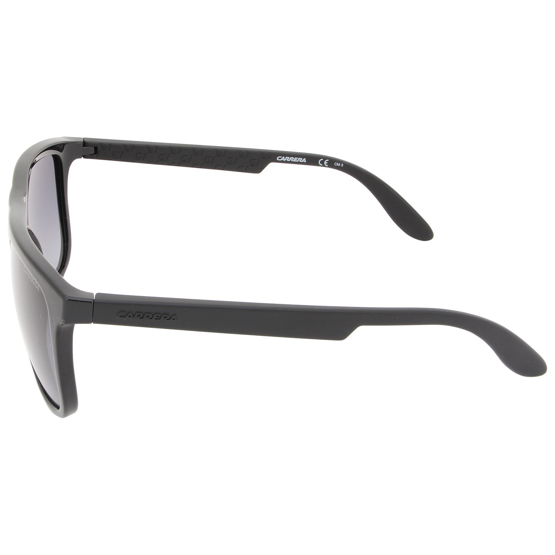 f4fd23419f Amazon.com  Carrera 5003 BIL Shiny Black 5003 Square Pilot Sunglasses Lens  Category 3 Size  Carrera  Clothing