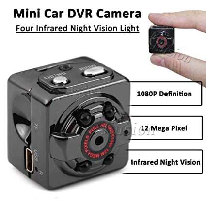Amazon.com : 1080p 720p Full hd Mini Camera sq8 Secret car Sport Camcorder Motion Sensor dv dvr Voice Video Recorder Night Vision Micro cam : Camera & Photo
