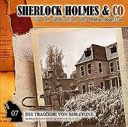 Die Tragödie von Birlstone (Sherlock Holmes & Co 7)