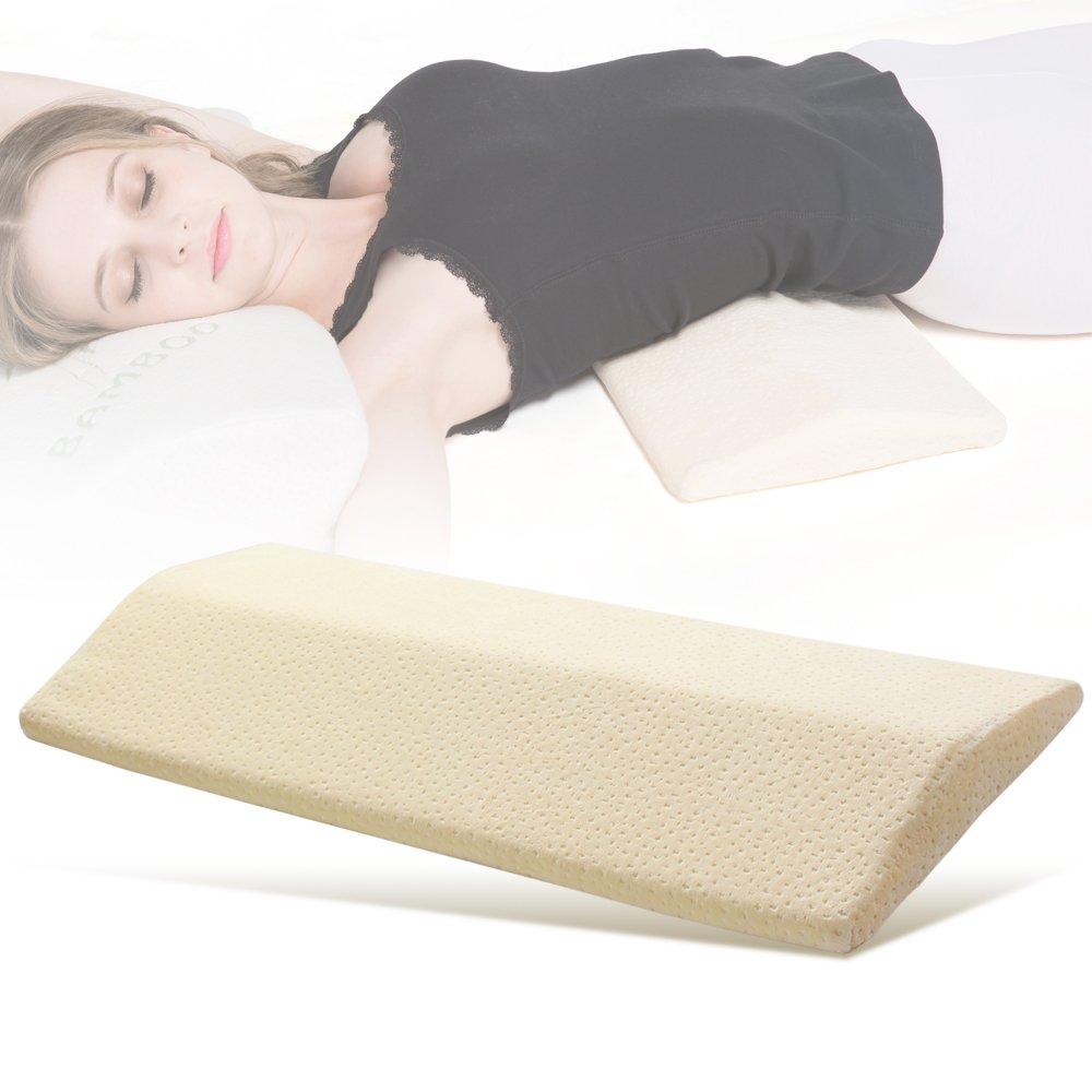 back level tm back pillow back support while. Black Bedroom Furniture Sets. Home Design Ideas