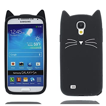 Samsung Galaxy S4 Carcasa, 3D Cartoon carácter TPU Flexible ...