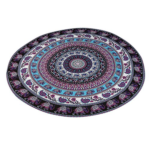Table Cloth Buedvo Round Beach Pool Home - Jade Round Wall Hanging Shopping Results