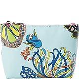 Trina Turk Aqua Multi Dory Cosmetic Bag