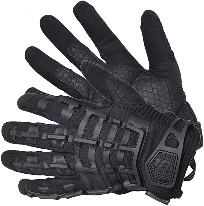 Prime Glove Men/'s L #GT002TNLG BlackHawk F.U.R.Y