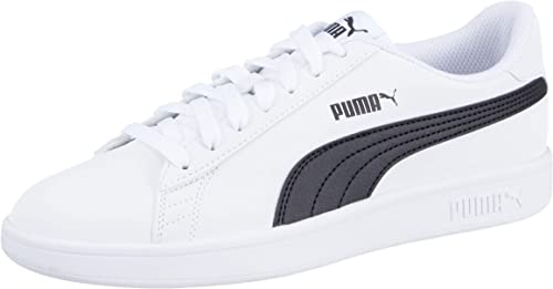 PUMA Baskets Blanches Homme Smash v2 Buck