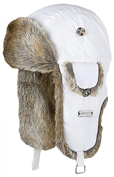Barts-Barts Chapka mujer modelo junior y blanco blanco talla única: Amazon.es: Ropa y accesorios