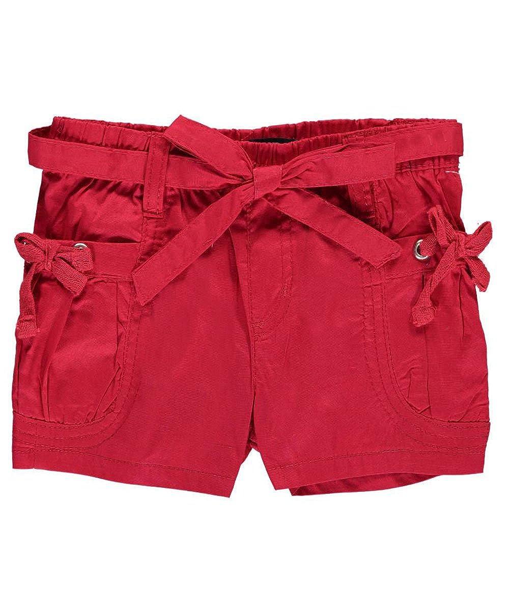 Chillipop Little Girls' Toddler Explorer Belted Short Shorts Chilipop