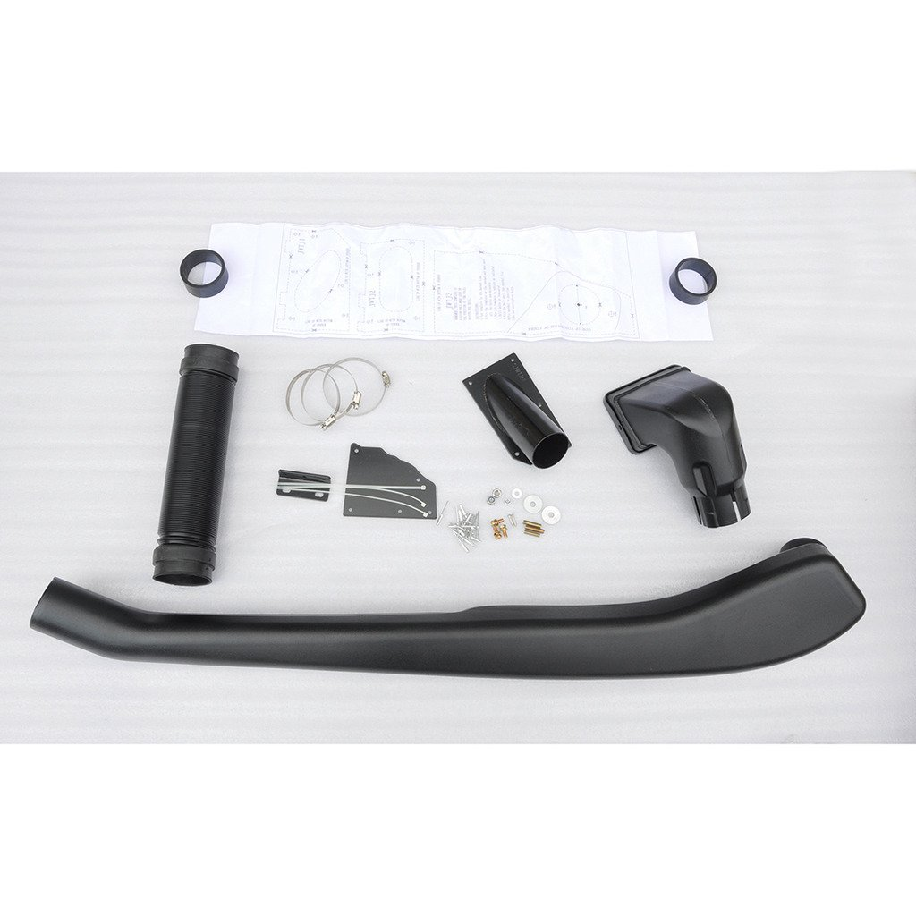 Liquor Car New For 1999-2006 Jeep Wrangler TJ YJ Off Road 1999 2000 2001 2002 2003 2004 2005 Air Ram Intake Snorkel Kit