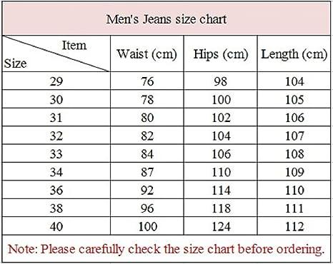 Yilianda Slim Fit Jeans Fashionable Super Comfy Stretch Skinny Fit