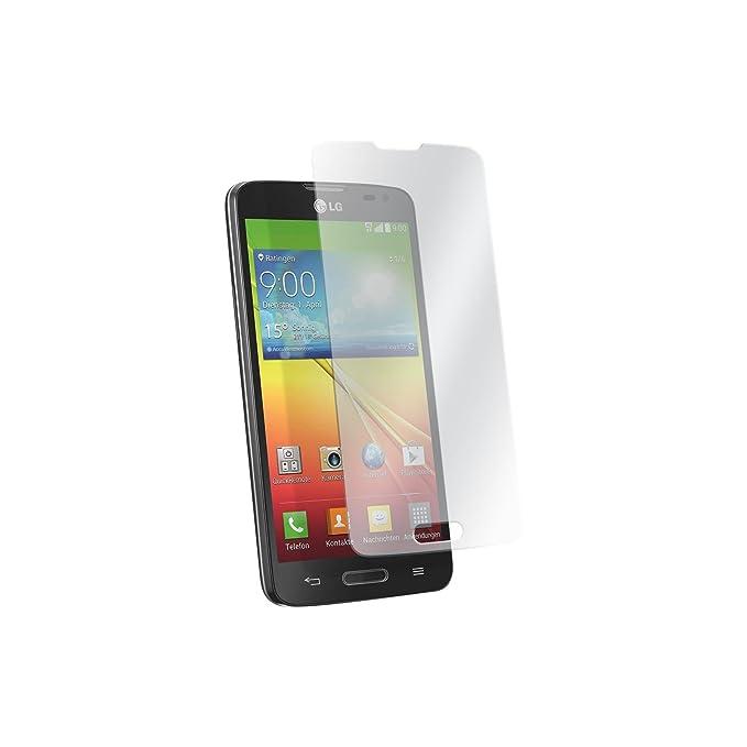 10 opinioni per 2 x LG L90 Pellicola Protettiva Vetro Temperato chiaro- PhoneNatic Pellicole