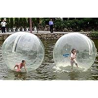 Balón hinchable transparente para caminar sobre el agua
