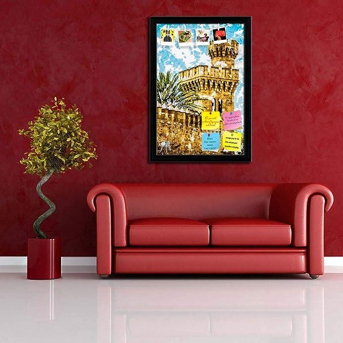 Amazon.com : Artzfolio Almudaina Palace in Palma De Mallorca ...
