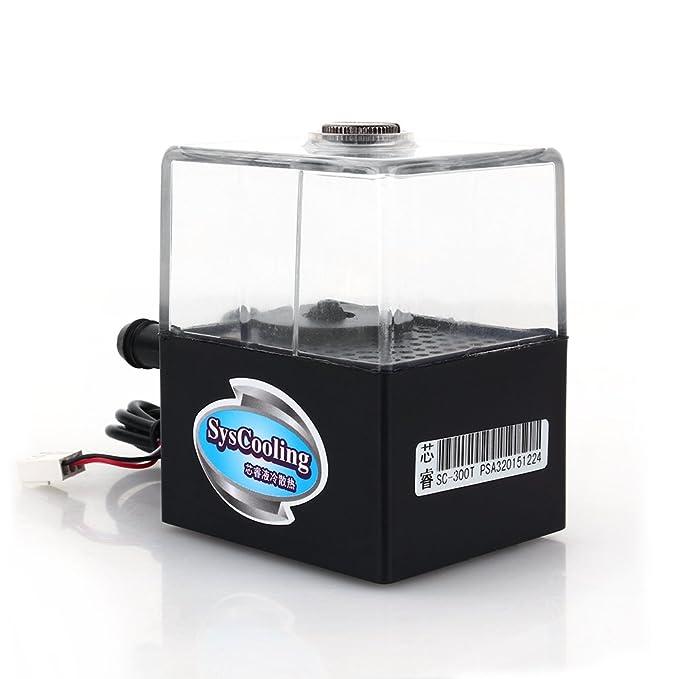 10 opinioni per Yosoo SC-300T Pompa di Raffreddamento a Liquido Ultra-Silenziosa per Sistema di