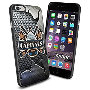 Washington Capitals Crack Iron #2012 Hockey iPhone 6 (4.7) Case Protection Scratch Proof Soft Case Cover Protector