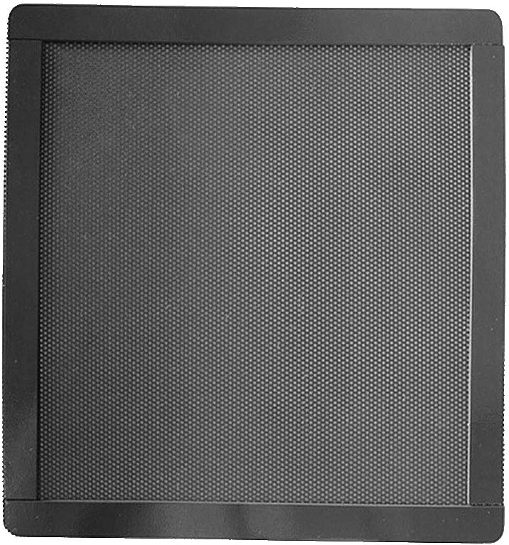 QTJUST 120x120MM//140x140MM Magnetic Frame Dust Filter Dustproof PVC Mesh Net Cover Guard for Home Chassis PC Computer Case Cooling Fan Accessories New