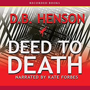 Deed to Death Audiobook