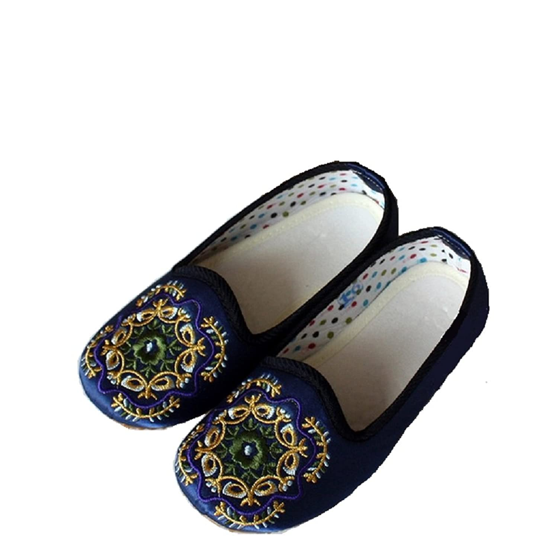 Mejor Hooyi Zapatos Primeros Pasos de Paño Para Niño nbyshop.top