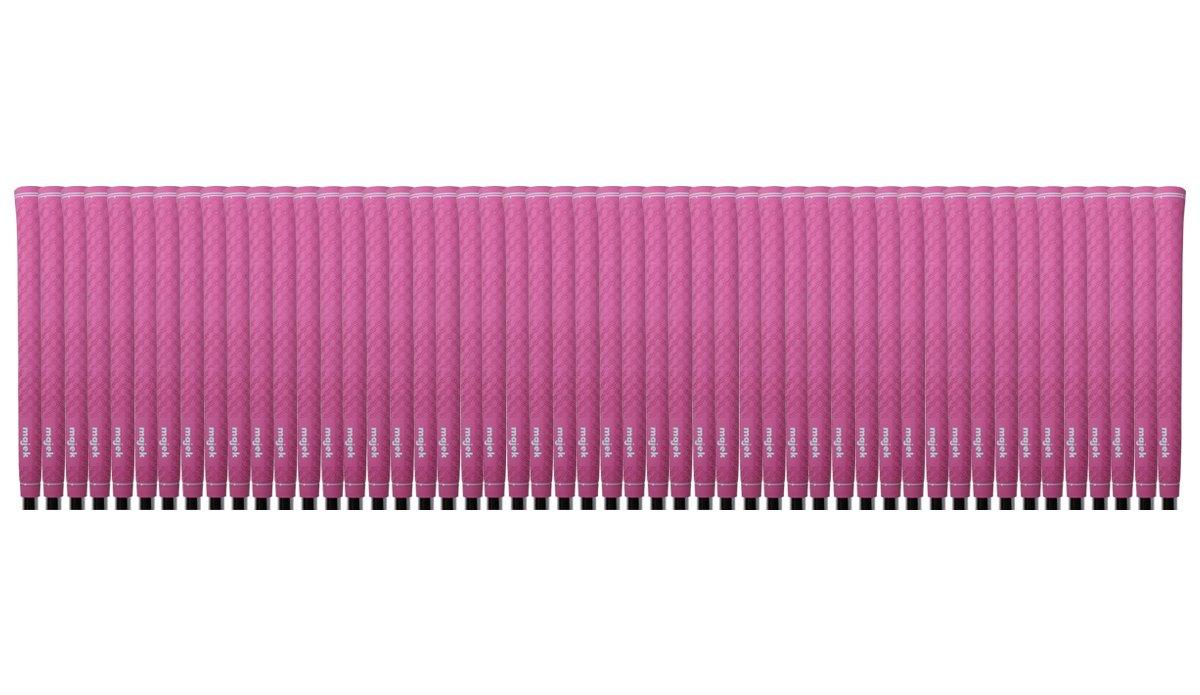 150 pcs - Majek Ladies Tour Pro Pink Midsize Golf Grips