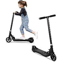 Riding'times Patinete eléctrico para niños, Kickscooter Plegable, hasta 6km/h, 5-7km, Motor 120W, Tiempo de Carga 2H…