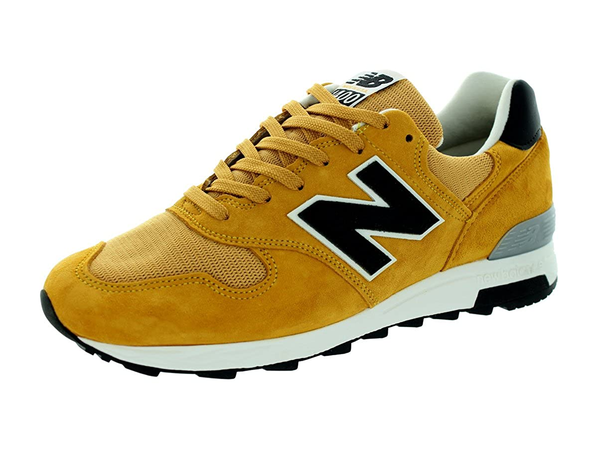 finest selection ffaa4 1f909 New Balance Men's Connoisseur Guitar 1400 Yellow and Black ...