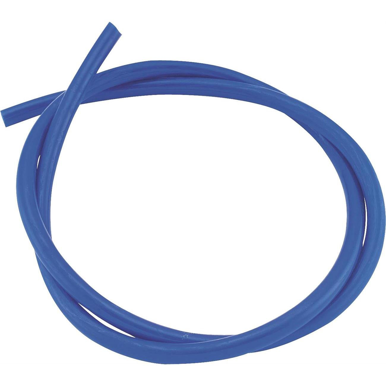 Helix Racing Fuel Line 3/8 IDx1/2 ODx3 Feet Transparent Blue tr-530360