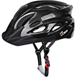 JBM Adult Cycling Bike Helmet Specialized for Men Women Safety Protection CPSC Certified (18 Colors) Adjustable…
