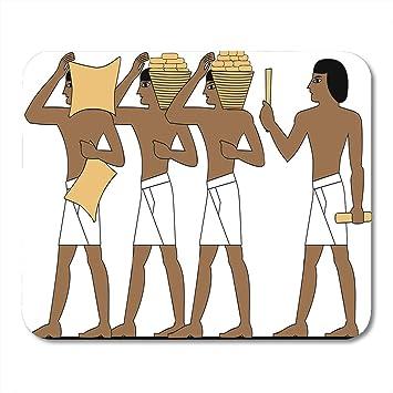 Alfombrillas De Ratón Artesanos Egipcios Antiguo Egipto