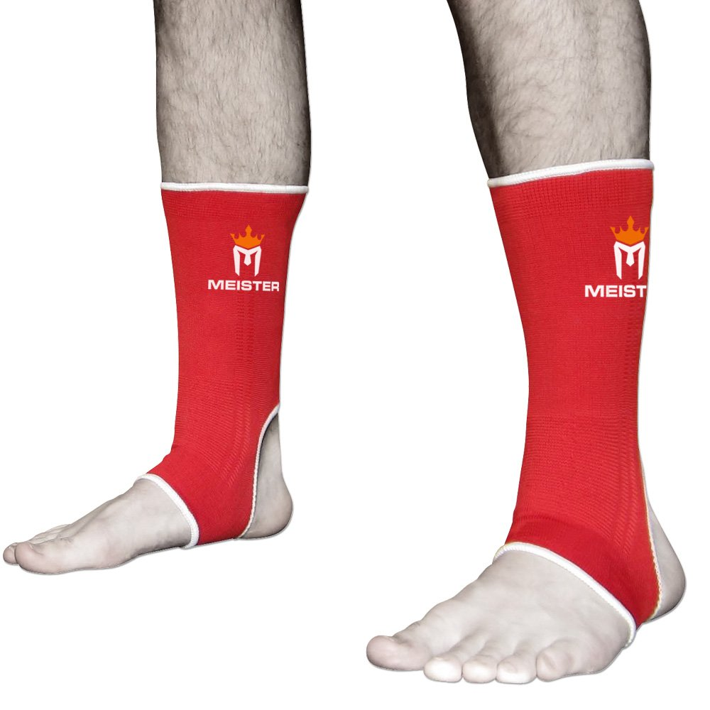Muay Thai MMA Ankle Support Wraps Pair
