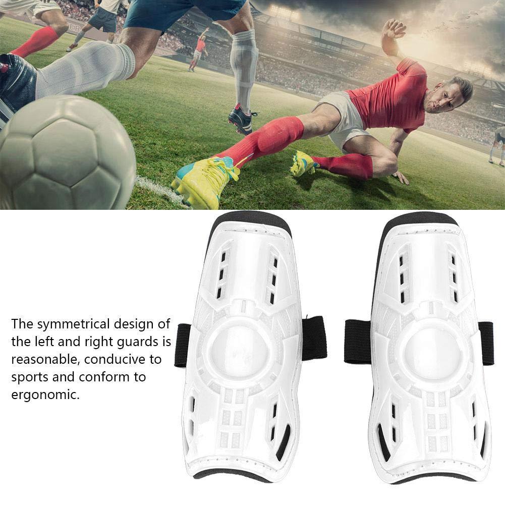 Alomejor 1 Paar Kind Fu/ßball Sport Schienbeinschutz Kids Soccer Ball Schienbeinschoner Beine Guards
