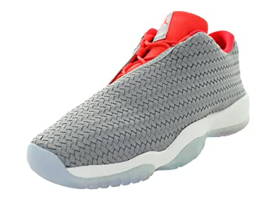 san francisco 89f1e 81245 Amazon.com   Nike Jordan Kids Jordan Future Low Bg Wlf Grey Infrared 23  White Casual Shoe 5 Kids US   Sneakers