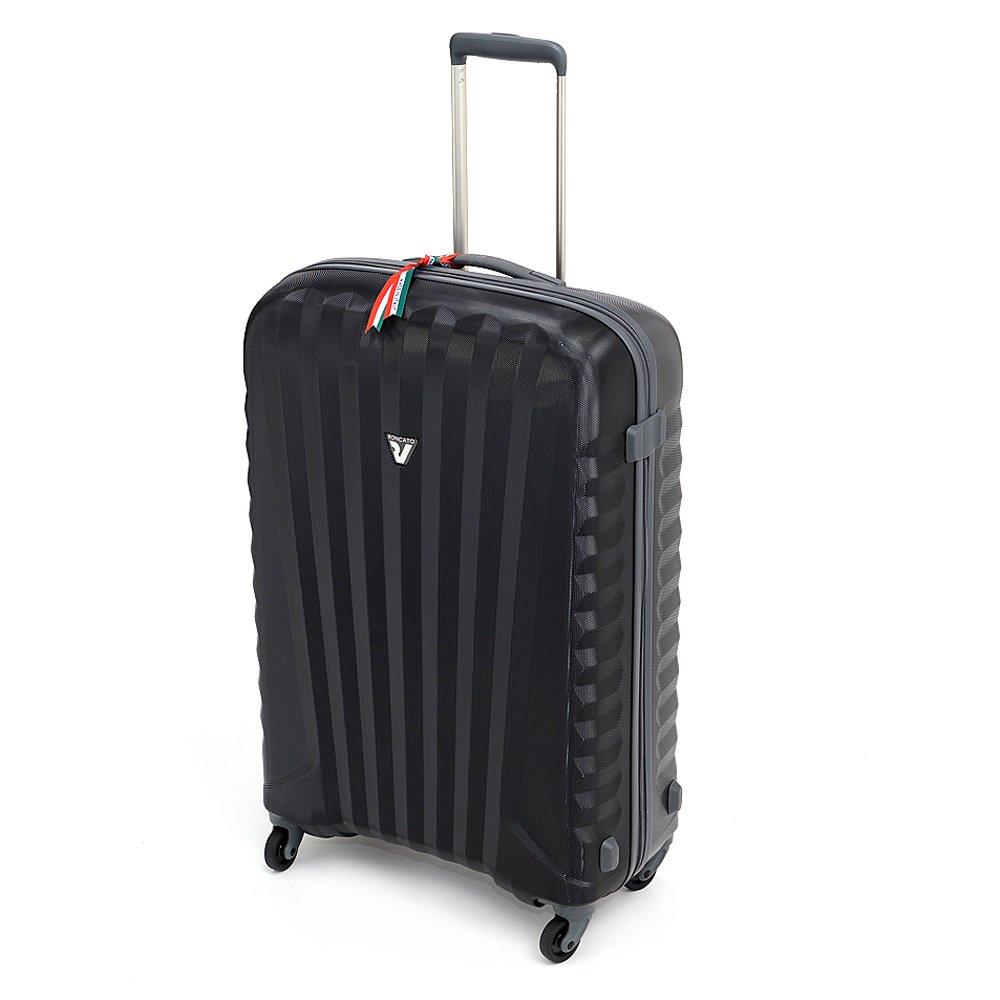 (ロンカート) RONCATO スーツケース 1420(5082) B01AW9I5DW 1.ブラック 1.ブラック