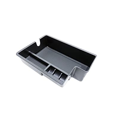Vesul Armrest Secondary Storage Box Glove Pallet Center Console Tray Fits on Mitsubishi Outlander Sport 2012 2013 2014 2015 2016 2020 2020 2020 2020: Automotive
