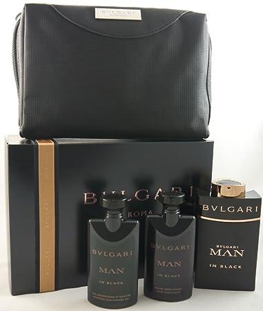 9deb915c4d BVLGARI MAN IN BLACK GIFT SET: Amazon.ae: DJperfumes