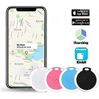 Key Finder, Afaneep Buscador de Llaves con App, Control de Cámara del Teléfono y Función de Grabación y Recordatorio de…