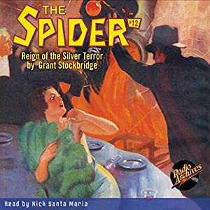 Spider #12, September 1934 (The Spider) Audiobook