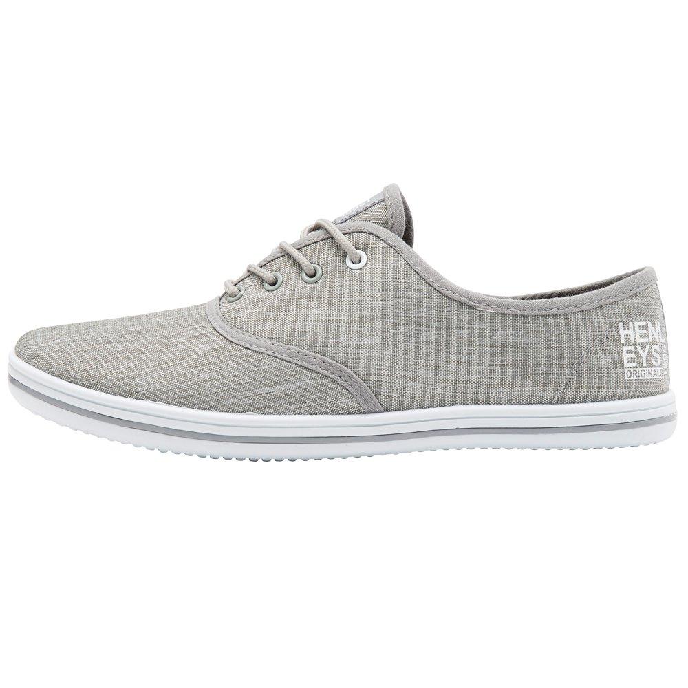 Sneakers Estate casual blu navy con stringhe per donna Henley OoiJb5F