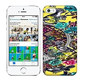 Best Power(Tm) HD Colorful Painted Watercolor Birds Art Yellow Background Hard For SamSung Galaxy S5 Phone Case Cover