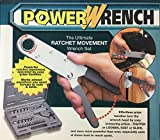 Power Wrench- The Ultimate Ratchet Movement Wrench Set