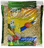 Image of Wild Harvest Parakeet Advanced Nutrition Diet, 4-Pound Bag (A1937)