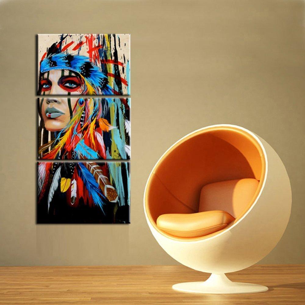 Fancy Native American Wall Art Crest - Art & Wall Decor - hecatalog.info