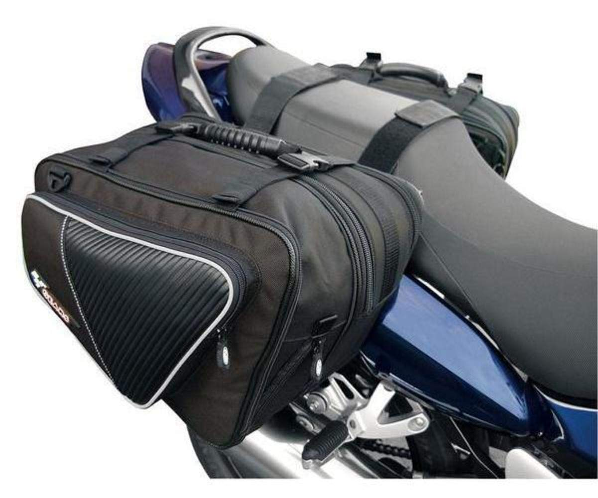 Gears Canada Luggage Touristor Sport Tour Saddlebag 100163-1 C06142004