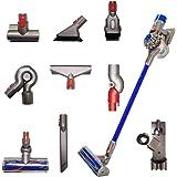 Dyson V8 Animal Pro+ Cordless Stick Vacuum Cleaner w/ 9 Tools Including Mini Motorized Tool, Combination Tool, Mattress…